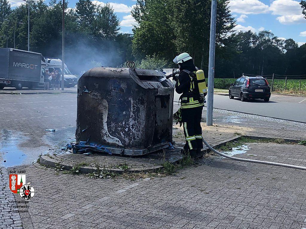 Feuer klein (F1)