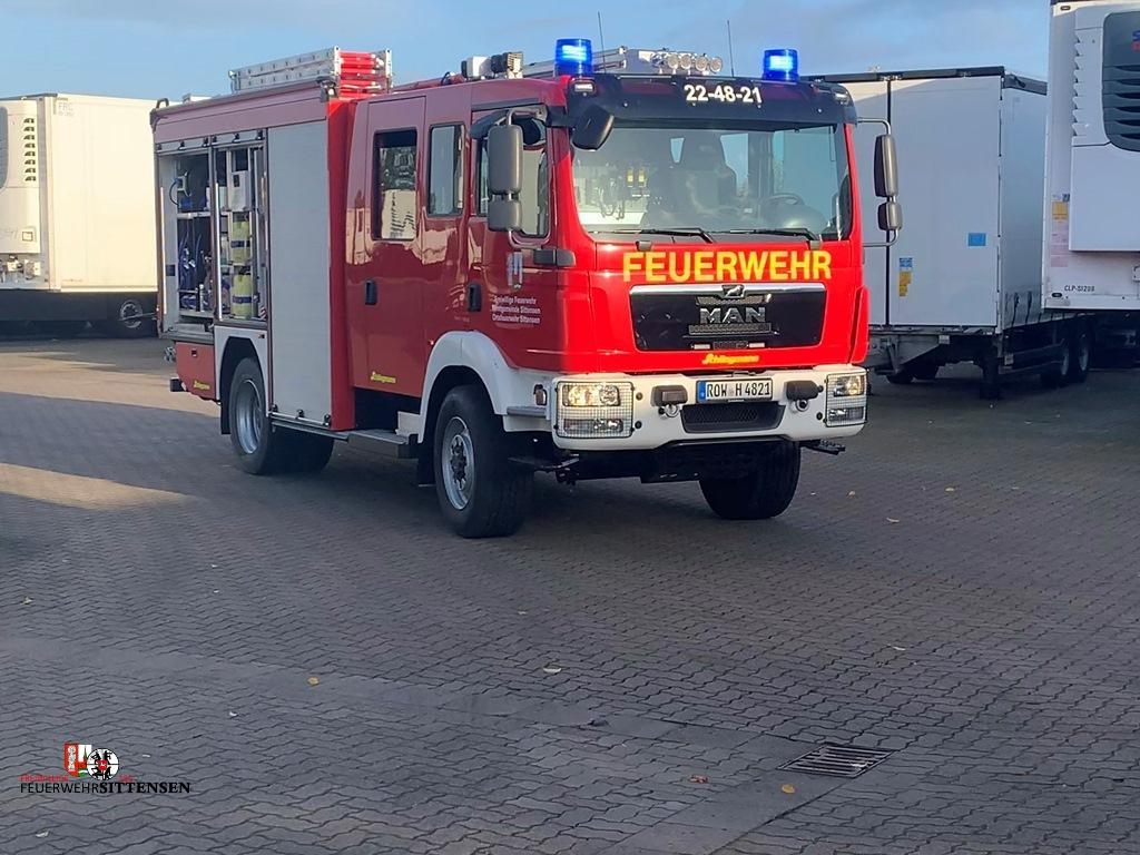 Technische Hilfeleistung - Rüstwagen - Menschenleben in Gefahr (THR#Y)