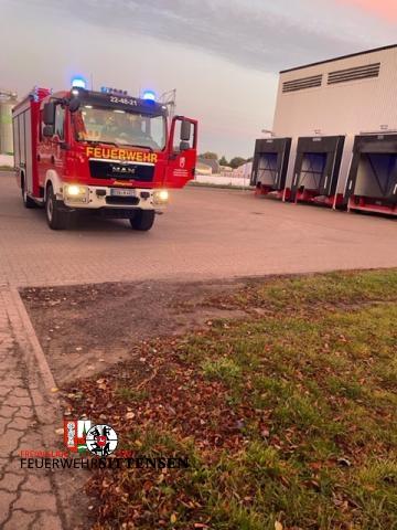 Auslösung Brandmeldeanlage (BMA)