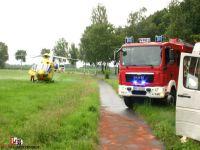 2015-07-29 Verkehrsunfall Ippensen - Sellhorn Quelle A.Schroeder (Pressesprecher Samtgemeinde-Feuerwehr Sittensen (5)