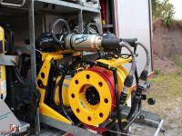 2015-09-10 Das gesamte Geraet im Fahrzeug, Loeschgruppenfahrzeug 16
