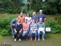 Sieger Dorfgruppen- Titelverteidiger